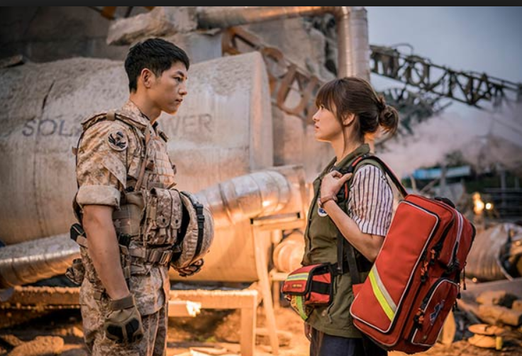 Descendant of the Sun - Drama Korea